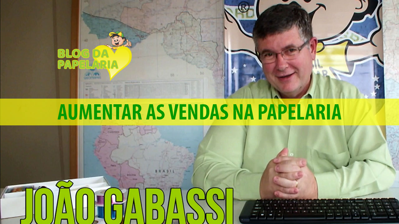 aumentar as vendas na papelaria