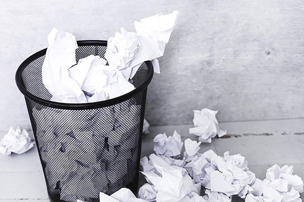 Como descartar documentos com segurança