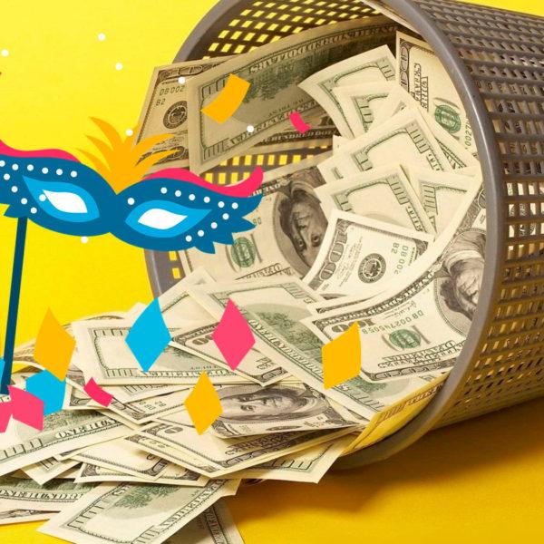 Dinheiro no Carnaval