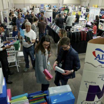 Encontros regionais newOffice estão revigorando todo o mercado!
