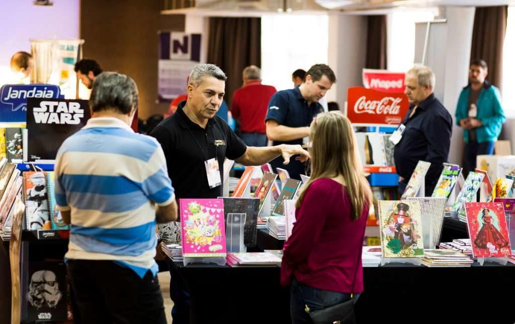 Encontros regionais geram oportunidades ao mercado de papelaria e escritório