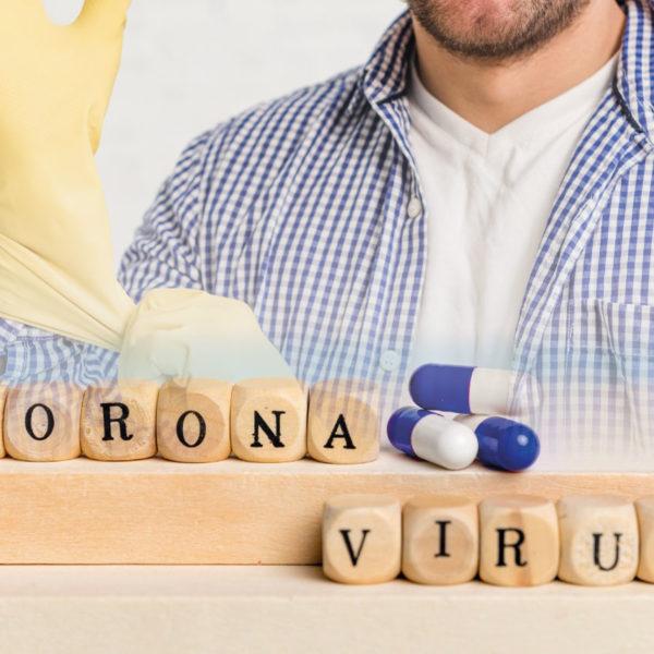 Coronavírus Delivery