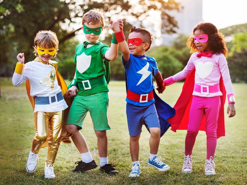 Quais os super-heróis que nunca saem de moda?